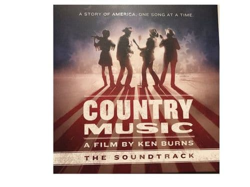 Various<br>Country Music - A Film By Ken Burns (The Soundtrack)<br>5CD, Comp